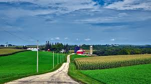 Wisconsin landscapes images Free photo sky landscape wisconsin farm panorama clouds max pixel jpg
