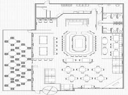 open kitchen floor plans pictures restaurant open kitchen floor plan house designs photos