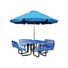 Expanded Metal Patio Furniture - buy markstaar thermoplastic coated 46 u0027 u0027 square expanded metal