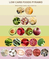 low carb foods and diets guide