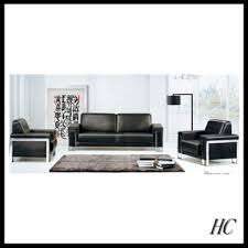 Black Sectional Sofa Bed by Hc S163 China Cheap Reception Sofa Black Sectional Sofa Bed