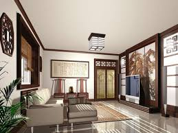 asian living room with flush light by leo campbell zillow digs