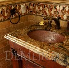 Copper Bathroom Vanity by Bathroom Vanity With Copper Sink Stunning Vanities Amp Furniture
