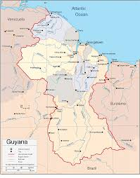 South America Map Countries by Postcards On My Wall South America Map Guyana Geo Map South