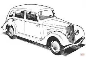 peugeot 301d coloring page free printable coloring pages