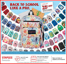 staples black friday coupon staples ad scan for 7 16 to 7 22 17 supply deals