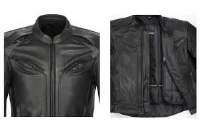 genuine leather motorcycle jacket md product review tourmaster element cooling leather jacket