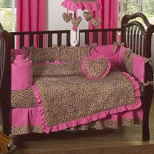Cheetah Print Crib Bedding Cheetah Print Nursery Bedding Palmyralibrary Org
