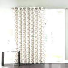 Glass Door Curtains Contemporary Curtains For Sliding Doors Best Sliding Door Curtains