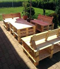 canapé d angle en palette canape d angle en palette canape angle palette salon de jardin en