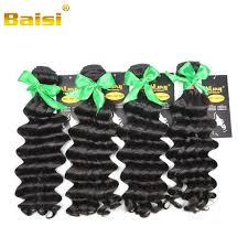 human hair suppliers baisi hair wave wave human hair