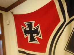 German War Flag Time Traveler Militaria Ww2 German Kreigsmarine War Flag