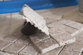 About Our Tumbled Stone Tile How To Grout Natural Stone Tile Home Guides Sf Gate