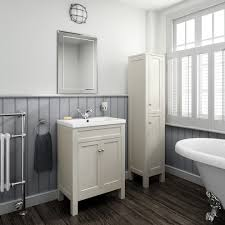 bathroom cabinet ideas traditional with cove moulding metal towel
