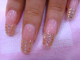 picture 1 of 6 pink gel nails photo gallery 2016 latest nail
