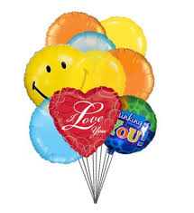 send balloons send you balloons to you laved one send balloons to san