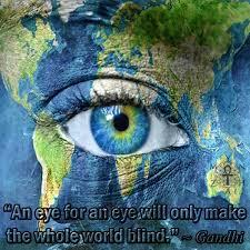 An Eye For An Eye Leaves The World Blind An Eye For An Eye Makes The World Blind Essay Resume With Design