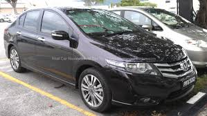 car picker black honda city