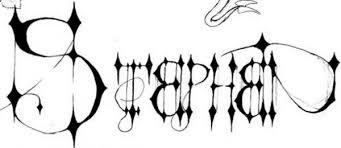 imagenes letras goticas nombres cómo hacer letras góticas dibujos y ejemplos 8 pasos