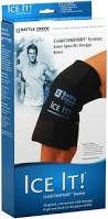 Halloween Usa Battle Creek Mi Battle Creek Ice It Cold Comfort Knee System 1 Ea Walmart Com