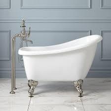 bathroom outstanding small corner bathtub shower 59 carter mini