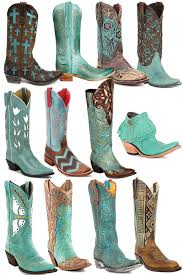 womens cowboy boots in size 12 best 25 turquoise cowboy boots ideas on country boots