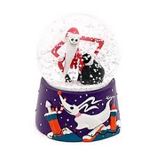 the nightmare before snowglobe disney store uk