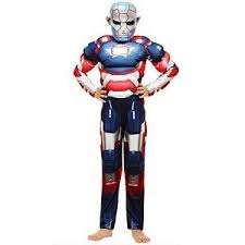 cosplay costume iron man costume fancy dress costumes for kids