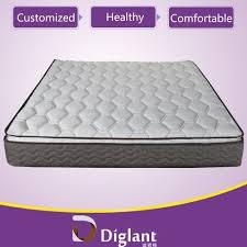 spring bed bambu kain spring bed dengan tas vakum untuk nautral lateks kasur