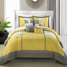 Grey And Yellow Duvet 20 Yellow Duvet Sets For A Happy And Gaiety Bedroom Home Design