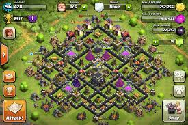 coc layout builder th8 screenshot base designs th8 page 11