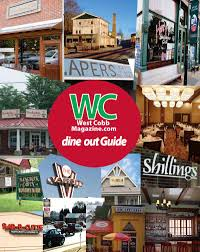 a dine out guide to west cobb west cobb magazine