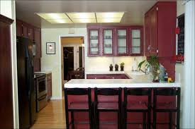 Popular Cabinet Colors - kitchen red kitchen accessories red and grey kitchen gray