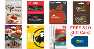 restaurant gift cards best buy free 10 gift card with 50 restaurant gift cards