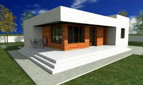 Small Modern House Plans One Floor Endearing 50 Modern House Designs Single Floor Design Decoration