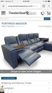 home theater couch living room furniture 12 best cinema seating fortress images on pinterest cinema room