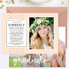 senior graduation announcement templates senior graduation announcement template for photoshop photoshop