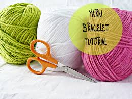 bracelet making with yarn just another wordpress site