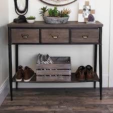 Sofa Table With Drawers Console Tables Entryway Tables Kirklands
