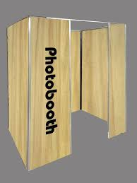 photo booth enclosure 995 traditional foldable photobooth enclosure in black or