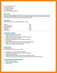 11 teen resume template g unitrecors