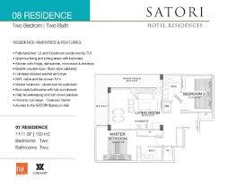satori hotel residences worldwide properties
