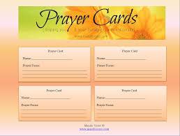 prayer cards template free best 25 prayer journal template ideas