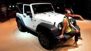2016 Wrangler Diesel 2013 Jeep Wrangler Rubicon Diesel Exterior And Interior
