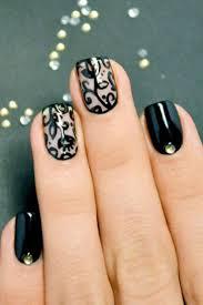 best 10 unhas decoradas com preto ideas on pinterest pregos
