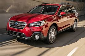 subaru outback 2018 2018 subaru outback 2 5i first test review safe slow and
