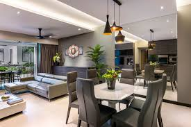 Residential Interior Design by Registered Interior Design Services Company Singapore