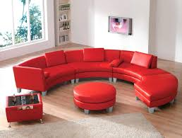Modern Brown Leather Sofa Modern Red Leather Sofa U2013 Lenspay Me