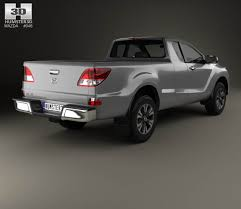 mazda truck 2016 mazda bt 50 freestyle cab 2016 3d model hum3d