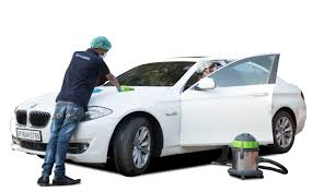 car cleaning service at doorstep in delhi ncr by professionals